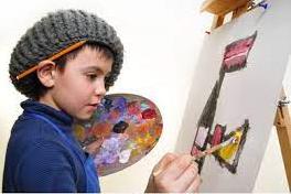 علم طفلك الرسم من المنزل واجعله رساماً محترفاً