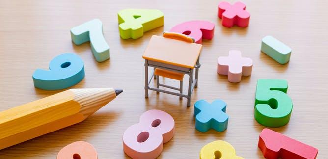 تعلّم من المنزل - مادة الرياضيات الصف الثالث الجزء الاول