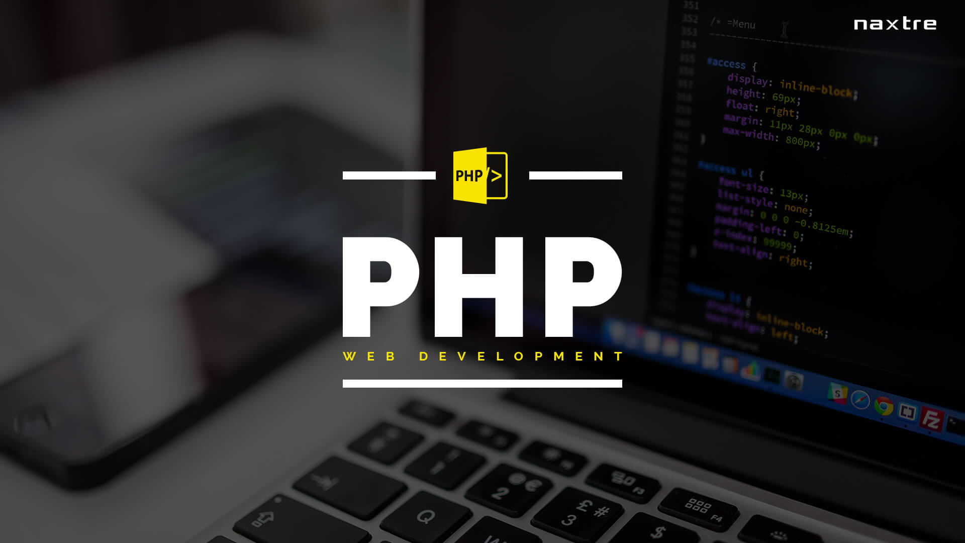 Become a PHP Specialist | PHP & MySQL course for beginners